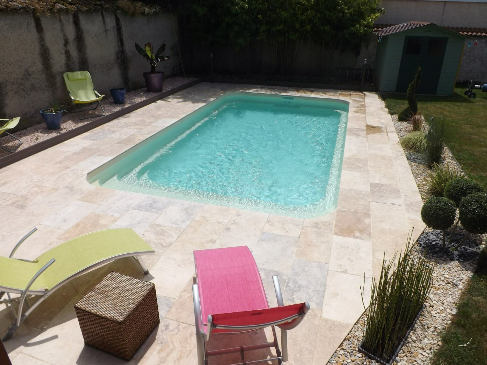 Piscine rectangule