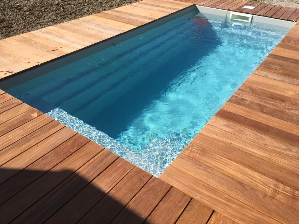 mini piscine sans margelles