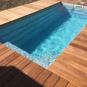 mini piscine sans margelles