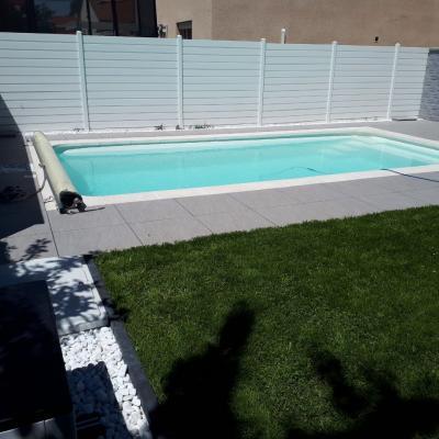 piscine avec PAC