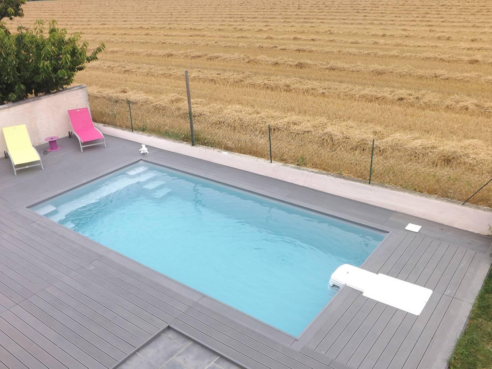 piscine bloc filtrant