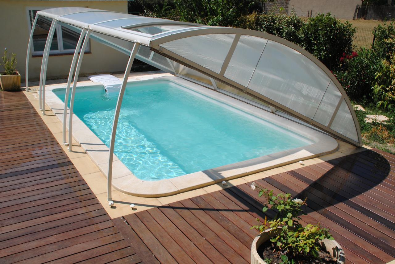 coque piscine filtration integree