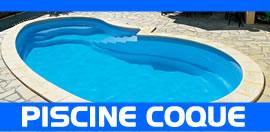 coque piscine en promotion