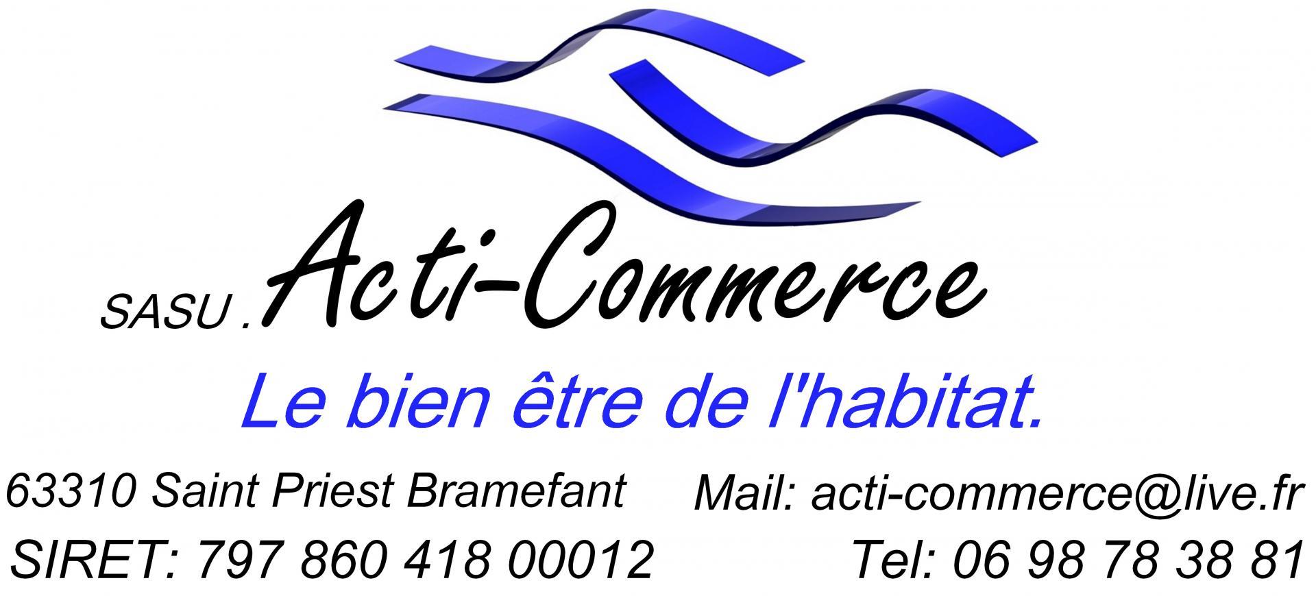 La gamme Acti-Commerce